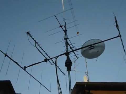 comment installer une antenne vhf