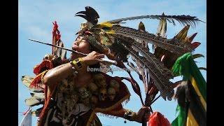 Singkawang Indonesia  City pictures : Cap Go Meh Tatung Parade Highlights Singkawang Indonesia 2015