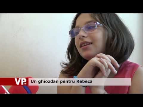 Un ghiozdan pentru Rebeca