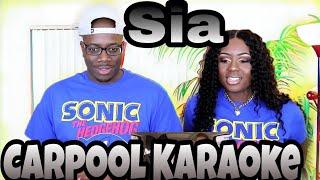 Video Sia Carpool Karaoke | Couple Reacts MP3, 3GP, MP4, WEBM, AVI, FLV Juli 2018