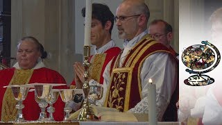 Just As I Am: LGBT Clergy in the Church of England