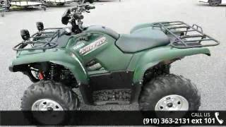 8. 2012 Yamaha Grizzly 700 FI Auto. 4x4 EPS  - Sport Cycles ...
