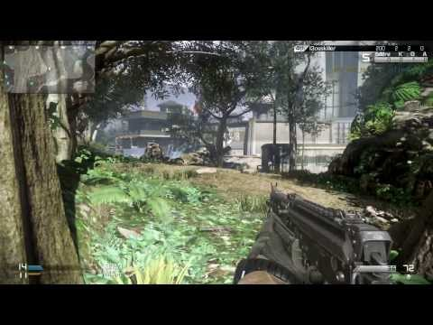 0 Call Of Duty : Ghosts   Aperçu du jeu en multijoueur