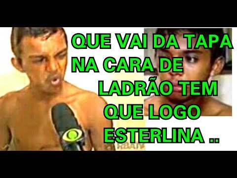 Vídeos engraçados - Preso Revelará Crimes Alanzinho Maniçoba Barra Pesada Bandido Capeta (diabo)  frases memes