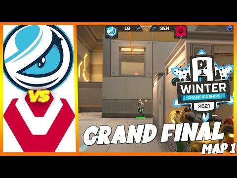 GRAND FINAL! SENTINELS vs LUMINOSITY - NSG Winter Championship - Map1 ICEBOX - Valorant VOD