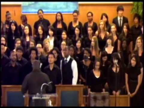 The Lord is Great & Hallelujah Chorus  Victor Bell & UCSB Choir