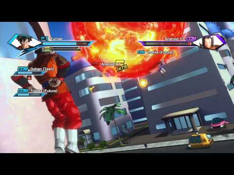 DragonBall Xenoverse Parallel Quest 27 Artificial Warriors