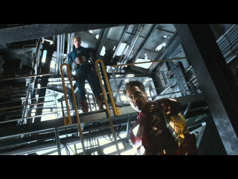 Image of The Avengers Theatrical Trailer (2011) - Aciton Trailer