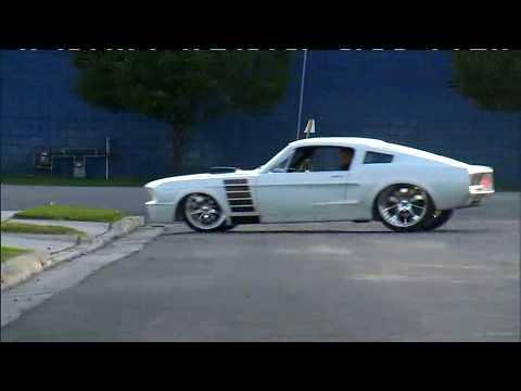 Kindig Mustang