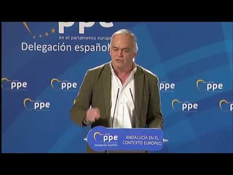 """González Pons: """"Puigdemont y Nicolás Maduro son las dos caras de la misma moneda populista"""""""