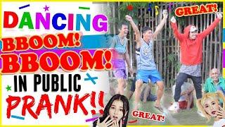 Video Dancing Bboom Bboom In Public Prank! MP3, 3GP, MP4, WEBM, AVI, FLV Oktober 2018
