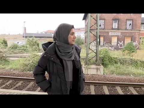 Περιμένοντας τη χορήγηση ασύλου στη Γερμανία