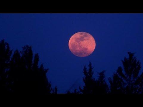 Το μεγαλύτερο φεγγάρι των τελευταίων 150 ετών στην Ελλάδα και στον πλανήτη…