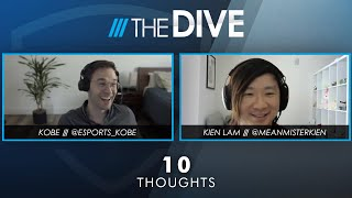 The Dive | 10 Thoughts: Debunking Hot Takes and Jungle Difference by League of Legends Esports