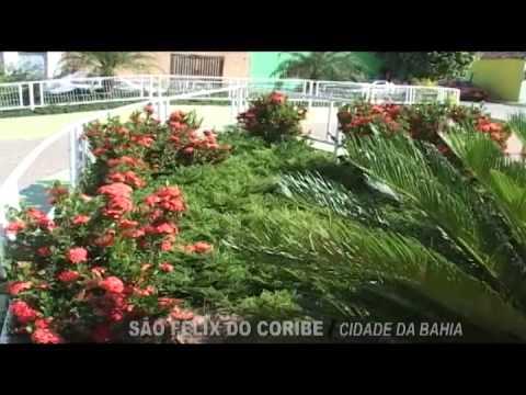 Cidades da Bahia - São Félix do Coribe