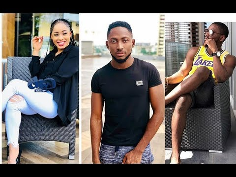 NINA, MIRACLE, TOBI AND FELLA HOOKS UP IN GHANA