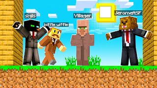 I Got Scammed In Camp Minecraft | JeromeASF