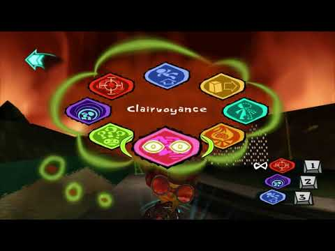 Psychonauts - Clairvoyance