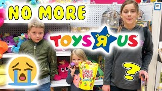 Video GOODBYE TOYS R US! 💔Toys R Us is Closing all Its stores FOREVER!? 😱😱😭😭 MP3, 3GP, MP4, WEBM, AVI, FLV Maret 2018