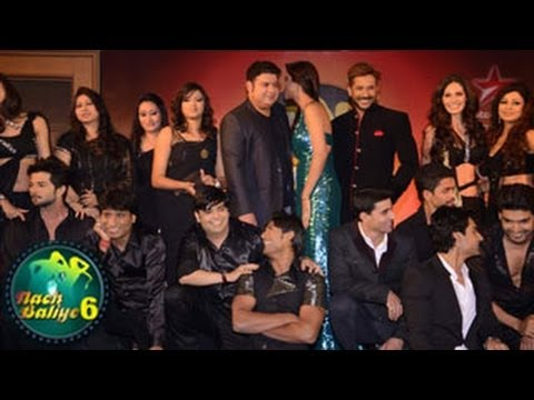 contestants - Nach Baliye Season 6 - Star Plus held a grand press conference to announce the 11 Jodis who will groove on the popular dance reality show Nach Baliye Season ...