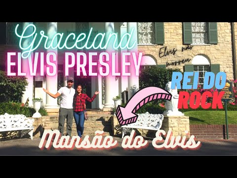 Elvis Presley - Graceland, a Disney do Elvis - Ep. 8 | #vemcomagente | Tâmara&Fred
