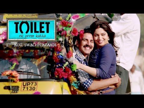 Toilet Ek Prem Katha Official Trailer (Indonesia)   Akshay Kumar   Bhumi Pednekar   17 Agustus 2017