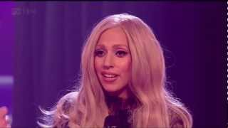 Lady Gaga - Marry The Night (Live @ X-Factor UK) HD 2012