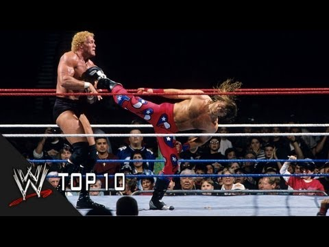0 HBKs Most Defining Kicks, Was Oct. 1998 Raw The Greatest Ever?, Rodney Mack