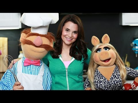 MUPPETS COOKIES - NERDY NUMMIES - ft Miss Piggy and Swedish Chef%21
