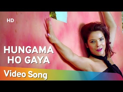 Hungama Ho Gaya (HD)   Diary Of A Butterfly (2012) Song   Udita Goswami   Sofia Hayat