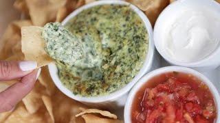 The Best Effin' Spinach-Artichoke Dip by POPSUGAR Girls' Guide