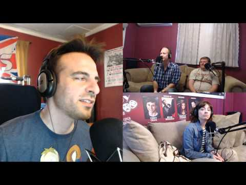 Comedy Bone Podcast Episode 002 - Melissa Villasenor, Darren Carter and Dick Spenneberg