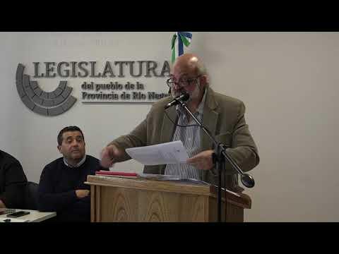 MANGO, Héctor Marcelo - Legislador