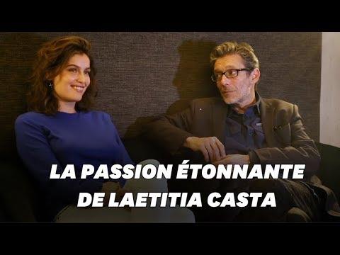 Laetitia Casta nous parle de son étonnante passion