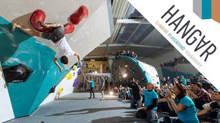 Hangar Masters 2020 - Finals by Bouldering TV