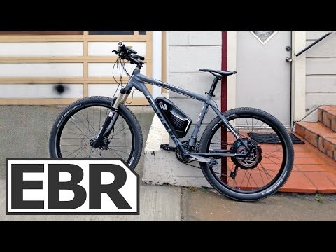 Focus Jarifa Offroad Premium XT Video Review – Best Hardtail Electric Mountain Bike with Regen Mode