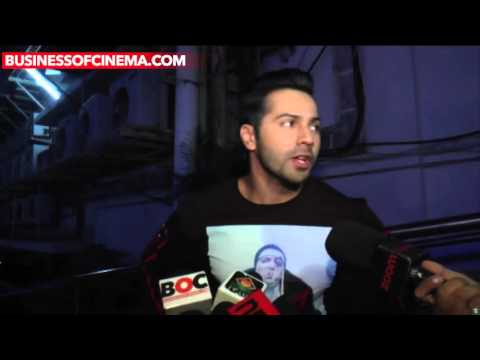 Varun Dhawan To Go On A Secret Holiday With Someon