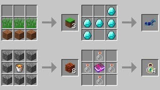 New Campfire Update Cartography Table Lecterns Minecraft 1 14 Snapshot Minecraftvideos Tv