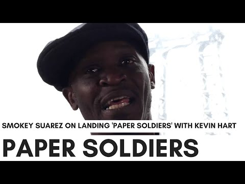 Smokey Suarez On Paper Soldiers' Role: Me & Kevin Hart Would Catch The Bus To Charlie Murphy's House