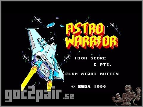 Astro Warrior - Master System