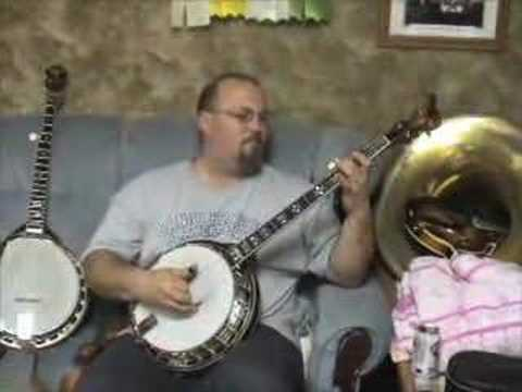 Banjo Test 4 - Gold Tone OB-250