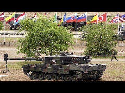 Νατοϊκές στρατιωτικές ασκήσεις στην δυτική Πολωνία