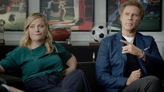Will Ferrell And Amy Poehler Help Kenny Mayne With New Material For SportsCenter | ESPN