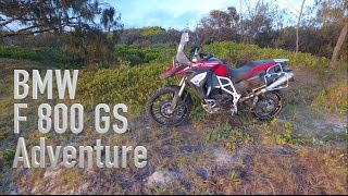 5. BMW F 800 GS Adventure | motorcycle test