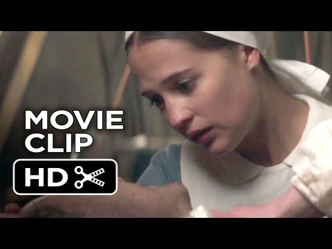 Testament Of Youth Movie CLIP - Dying German (2015) - Hayley Atwell, Alicia Vikander Movie HD