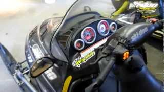 4. Ski Doo Legend 700