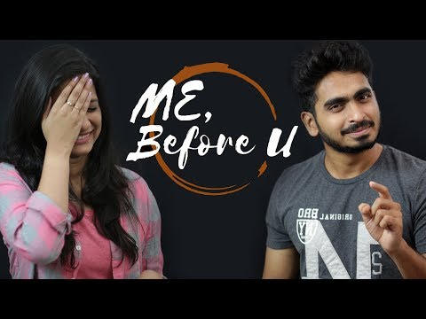 Me Before U || Telugu Short film 2017 || Directed by Tanmai Tetali