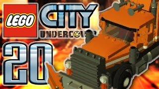 LEGO City Undercover | Ein Schneepflug Mit Raketenantrieb! | Part 20