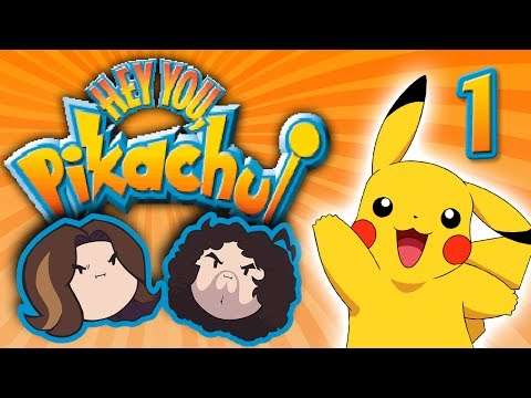Hey You, Pikachu: Smooth Talkers - PART 1 - Game Grumps (видео)