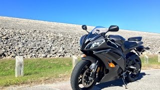 10. 2016 Yamaha R6 Test Ride